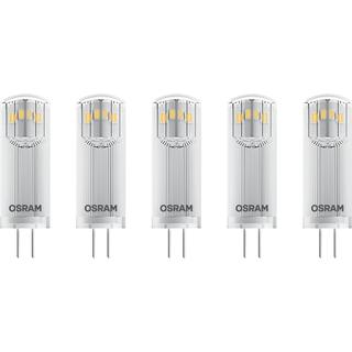 Osram PIN 20 LED Lamps 1.8W G4 5-pack