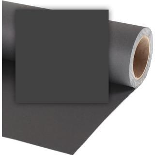 Colorama Studio Background 2.72x11m Black