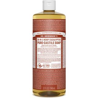 Dr. Bronners Pure-Castile Liquid Soap Eucalyptus 946ml