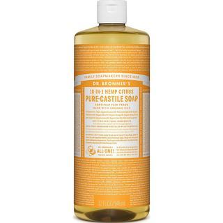 Dr. Bronners Pure-Castile Liquid Soap Citrus 946ml
