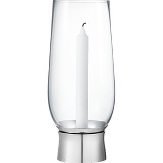 Georg Jensen Lumis Hurricane 30cm Candle Holder