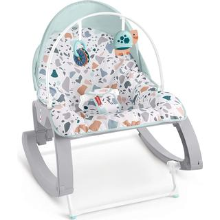 Fisher Price Deluxe Infant to Toddler Rocker