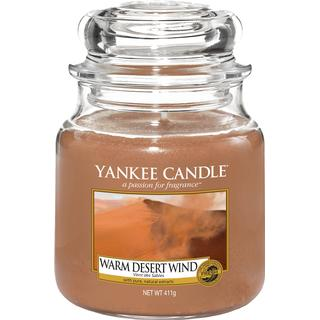 Yankee Candle Warm Desert Wind Medium Scented Candles