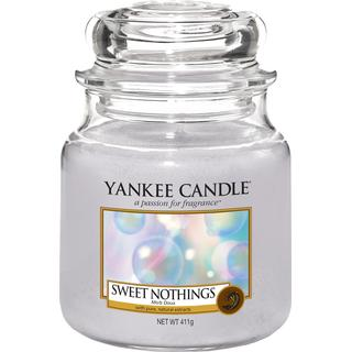 Yankee Candle Sweet Nothings Medium Scented Candles