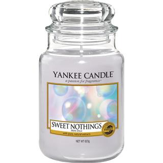 Yankee Candle Sweet Nothings Large Scented Candles