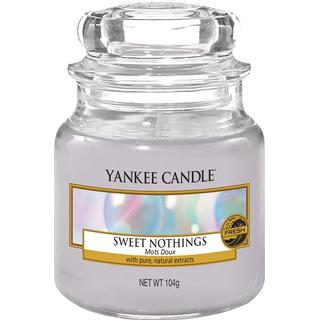 Yankee Candle Sweet Nothings Small Scented Candles
