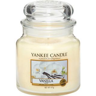 Yankee Candle Vanilla Medium Scented Candles