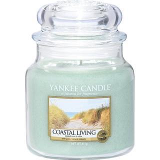 Yankee Candle Coastal Living Medium Scented Candles