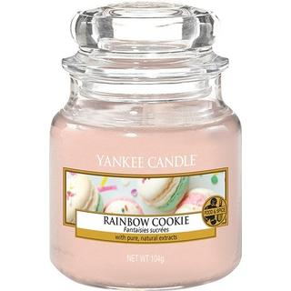 Yankee Candle Rainbow Cookie Small Scented Candles