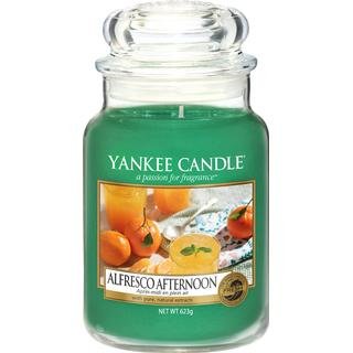 Yankee Candle Alfresco Afternoon Large Scented Candles