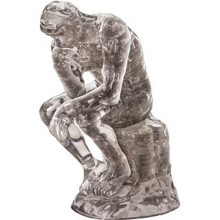 Hcm-Kinzel Crystal Puzzle The Thinker 43 Pieces