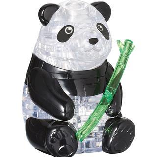 Hcm-Kinzel Crystal Puzzle Panda 42 Pieces