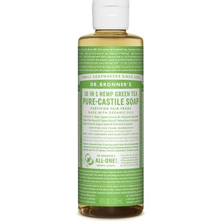 Dr. Bronners Pure-Castile Liquid Soap Green Tea 237ml