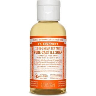 Dr. Bronners Pure-Castile Liquid Soap Tea Tree 59ml