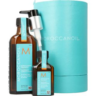 Moroccanoil Cylinder Original 100ml + 25ml