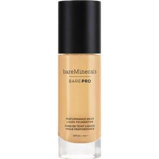 BareMinerals BarePRO Performance Wear Liquid Foundation SPF20 #18 Pecan
