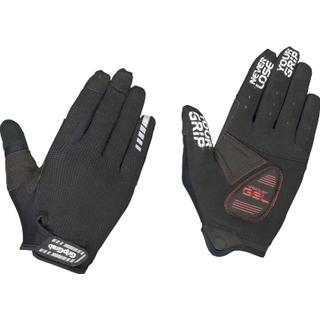Gripgrab SuperGel XC Touchscreen Full Finger Gloves Men - Black