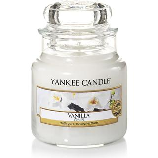 Yankee Candle Vanilla Small Scented Candles
