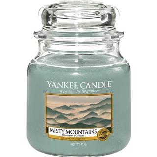 Yankee Candle Misty Mountains Medium Scented Candles