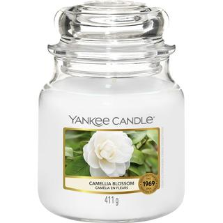 Yankee Candle Camellia Blossom Medium Scented Candles