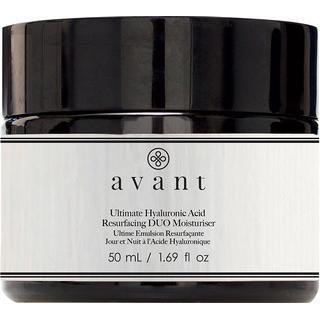 Avant Ultimate Hyaluronic Acid Resurfacing Duo Moisturiser 50ml