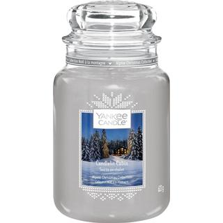 Yankee Candle Candlelit Cabin Large Scented Candles