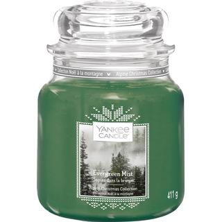 Yankee Candle Evergreen Mist Medium Scented Candles