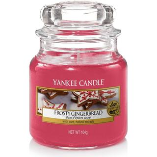 Yankee Candle Frosty Gingerbread Small Scented Candles