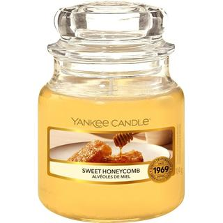 Yankee Candle Sweet Honeycomb 104g Scented Candles