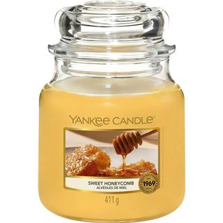 Yankee Candle Sweet Honeycomb Medium Scented Candles