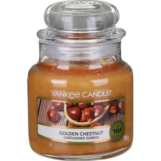 Yankee Candle Golden Chestnut Small Scented Candles