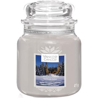 Yankee Candle Candlelit Cabin Medium Scented Candles