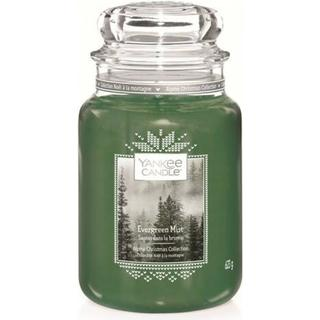 Yankee Candle Evergreen Mist Large Scented Candles