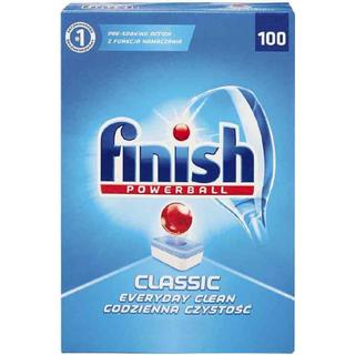 Finish Powerball Classic 100 Tablets