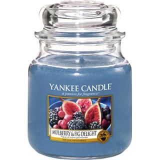 Yankee Candle Mulberry & Fig Delight Medium Scented Candles