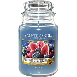 Yankee Candle Mulberry & Fig Delight Large Scented Candles