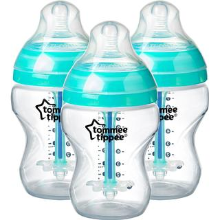 Tommee Tippee Advanced Anti-Colic Bottles 260ml 3-pack