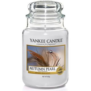 Yankee Candle Autumn Pearl Large Scented Candles