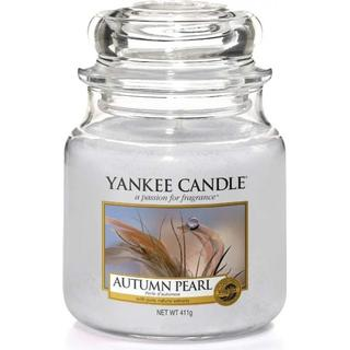 Yankee Candle Autumn Pearl Medium Scented Candles