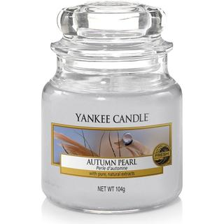 Yankee Candle Autumn Pearl Small Scented Candles