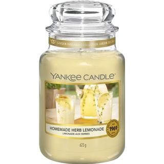 Yankee Candle Homemade Herb Lemonade Large Scented Candles