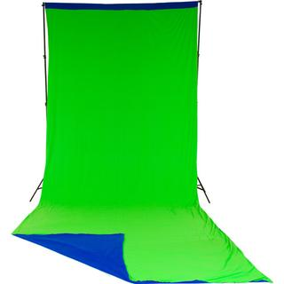 Lastolite Chromakey Curtain Reversible 3x7m Blue/Green