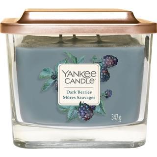 Yankee Candle Dark Berries Medium 2 Wick Scented Candles