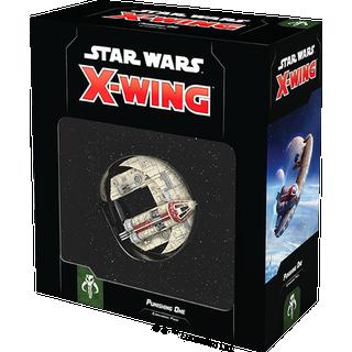 Fantasy Flight Games Star Wars: X-Wing Second Edition Punishing One