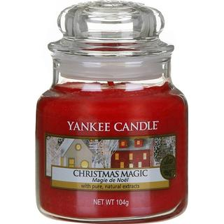 Yankee Candle Christmas Magic Small Scented Candles
