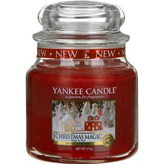 Yankee Candle Christmas Magic Medium Scented Candles