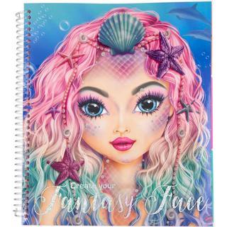 Top Model Fantasy Face Design Book