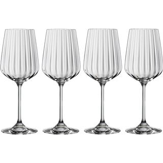 Spiegelau LifeStyle White Wine Glass 44 cl 4 pcs
