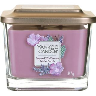 Yankee Candle Sugared Wildflowers Medium 2 Wick Scented Candles