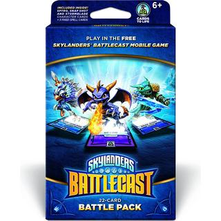 Skylanders Battlecast 22 Card Battle Pack